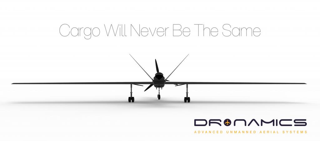 20150209 - DRONAMICS - The Black Swan